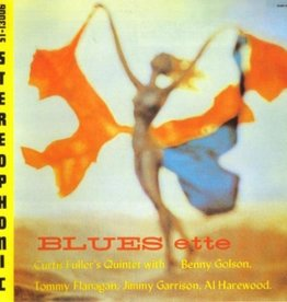 Curtis Fuller's Quintet - Blues-ette LP