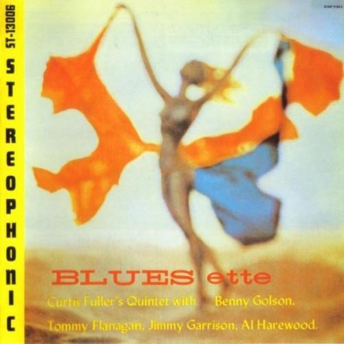 Curtis Fuller's Quintet - Blues-ette LP