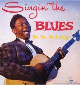 B.B. King - Singin' The Blues LP