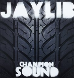 Jaylib - Champion Sound 2LP