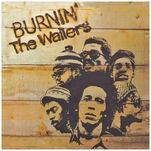Bob Marley & The Wailers - Burnin' LP