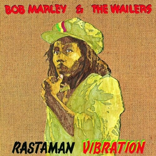 Bob Marley & The Wailers - Rastaman Vibration LP