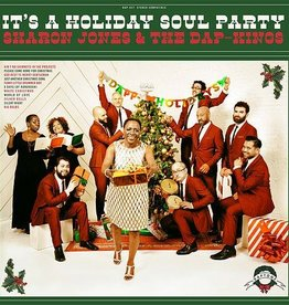 Sharon Jones & The Dap Kings - It's A Holiday Party LP