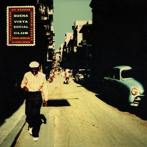 Buena Vista Social Club - S/T 2LP