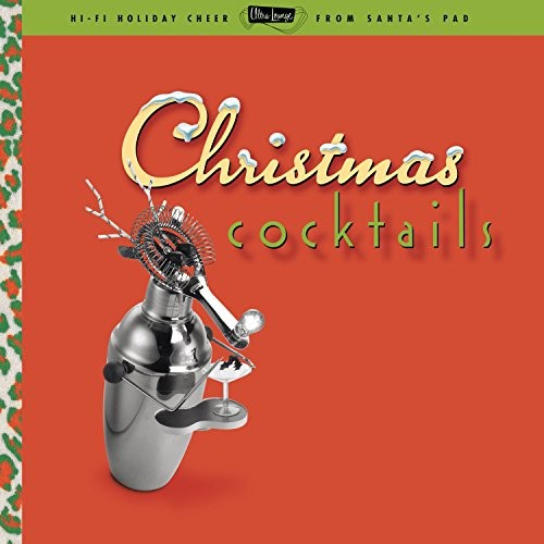 Various - Christmas Cocktails 2LP