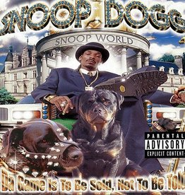 Snoop Dogg - Da Game Is To Be Sold, Not To Be Told 2LP