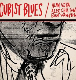 Alan Vega, Alex Chilton, Ben Vaughn - Cubist Blues 2LP