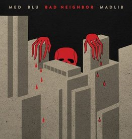 MED / Blu / Madlib - Bad Neighbor 2LP