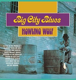 Howlin' Wolf - Big City Blues LP