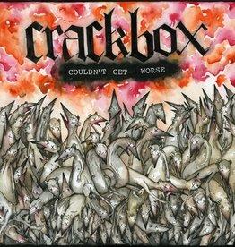Crackbox - Couldn't Get Worse LP