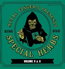 "MF Doom - Special Herbs Vol. 9 & 10 2LP+7"""