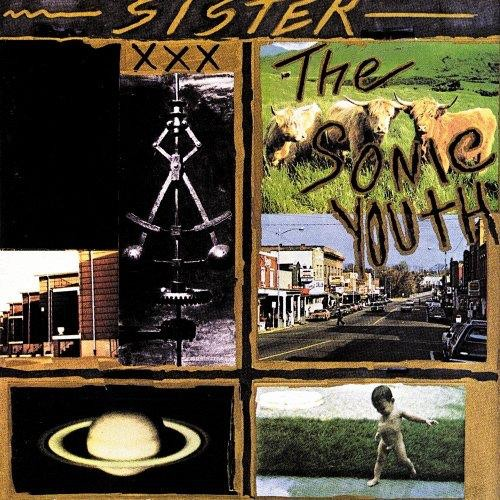 Sonic Youth - Sister LP