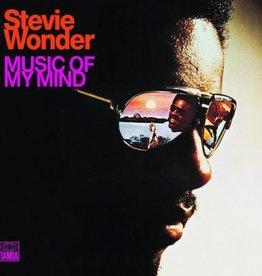 Stevie Wonder - Music Of My Mind LP