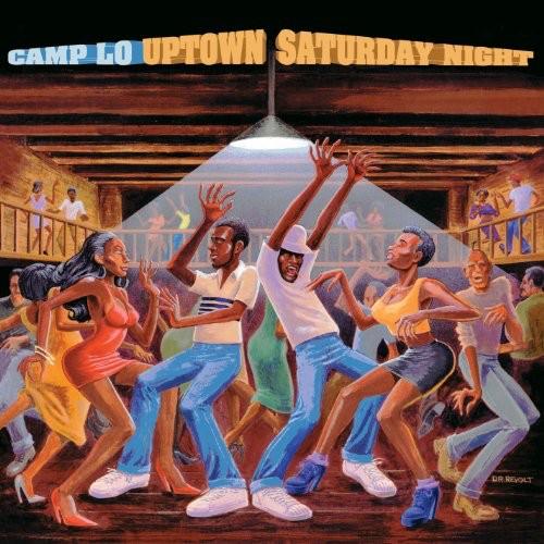 Camp Lo - Uptown Saturday Night 2LP