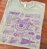"Sweat x Brian Butler ""Logo Sheet"" Tee"