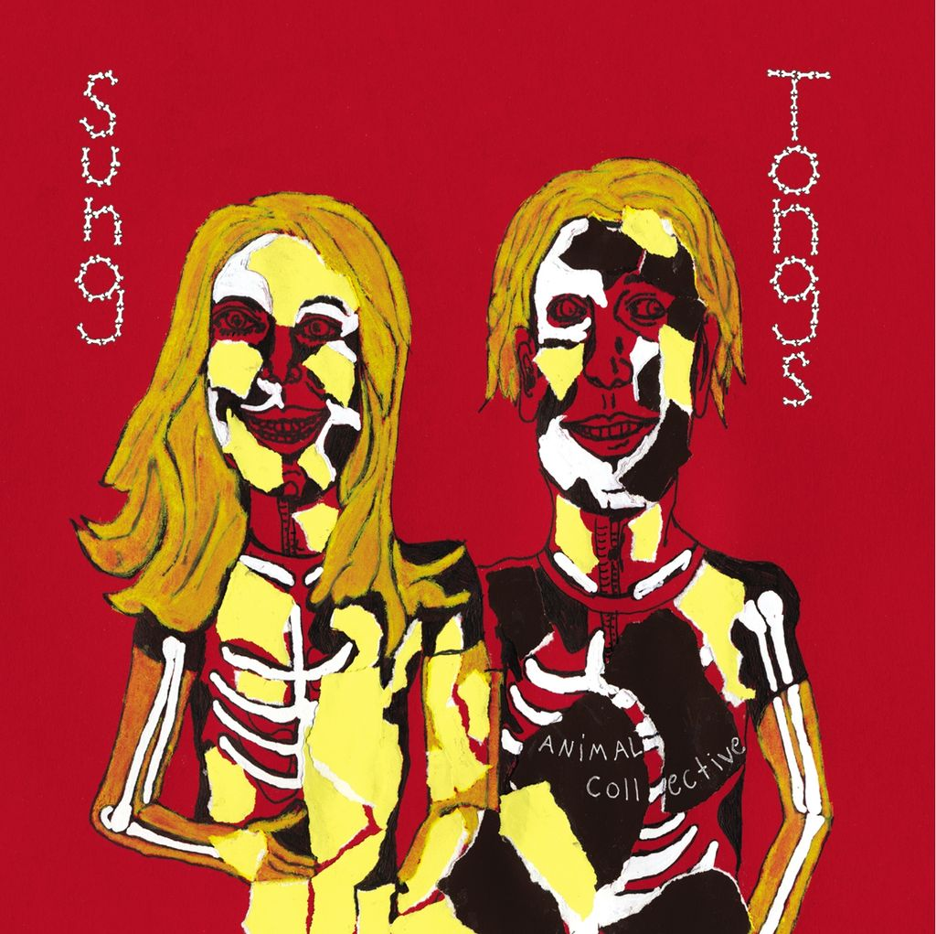 Animal Collective - Sung Tongs 2LP