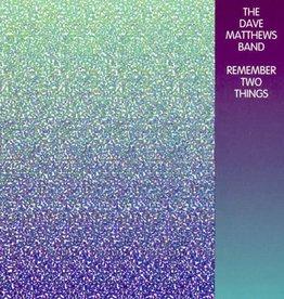 Dave Matthews Band - Remember Two Things 2LP