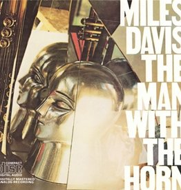 Miles Davis - Young Man With A Horn 10""
