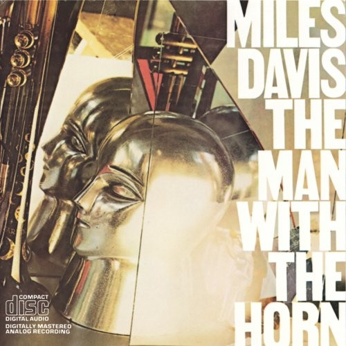 """Miles Davis - Young Man With A Horn 10"""""""