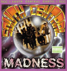 South Central Cartel - South Cental Madness LP