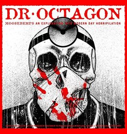 Dr. Octagon - Moosebumps: An Exploration Into Modern Day Horripilation 2LP