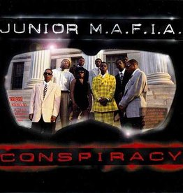Junior Mafia - Conspiracy 2LP