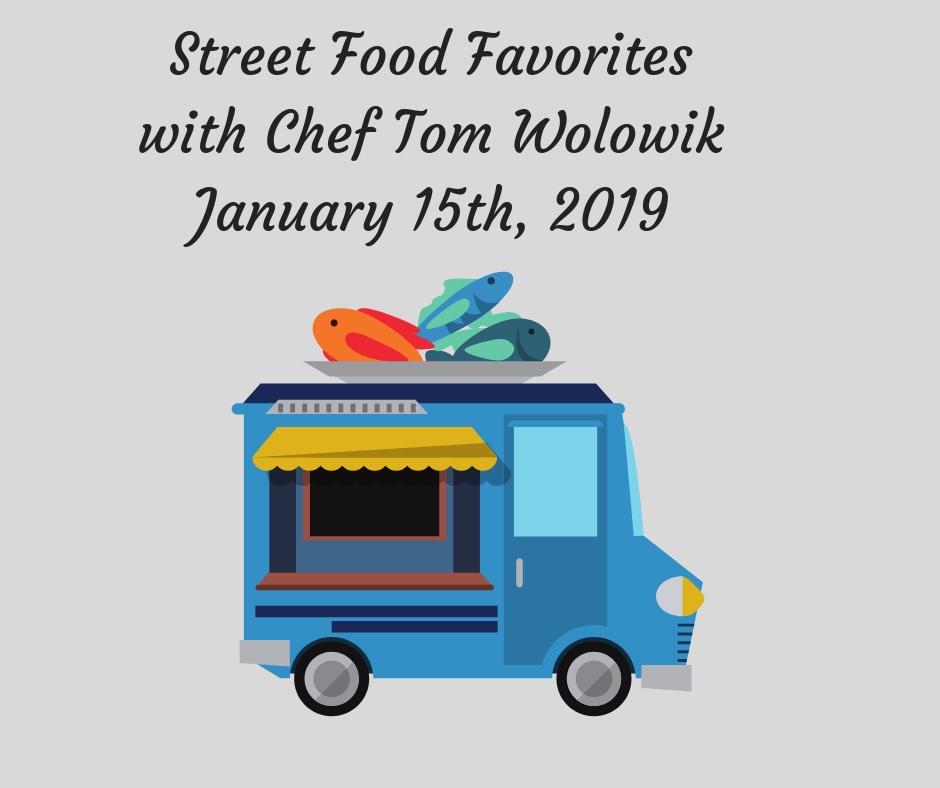Street Food Favorites