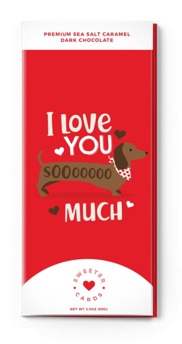 Faire Sweeter Cards Chocolate Bar