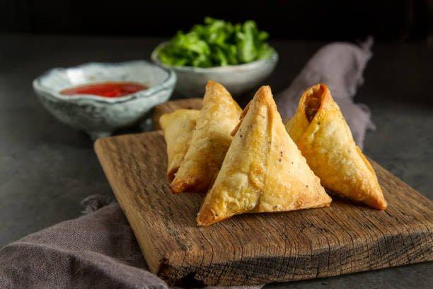 Samosas & Pakistani Tea Time Cooking Classes 9-19-19