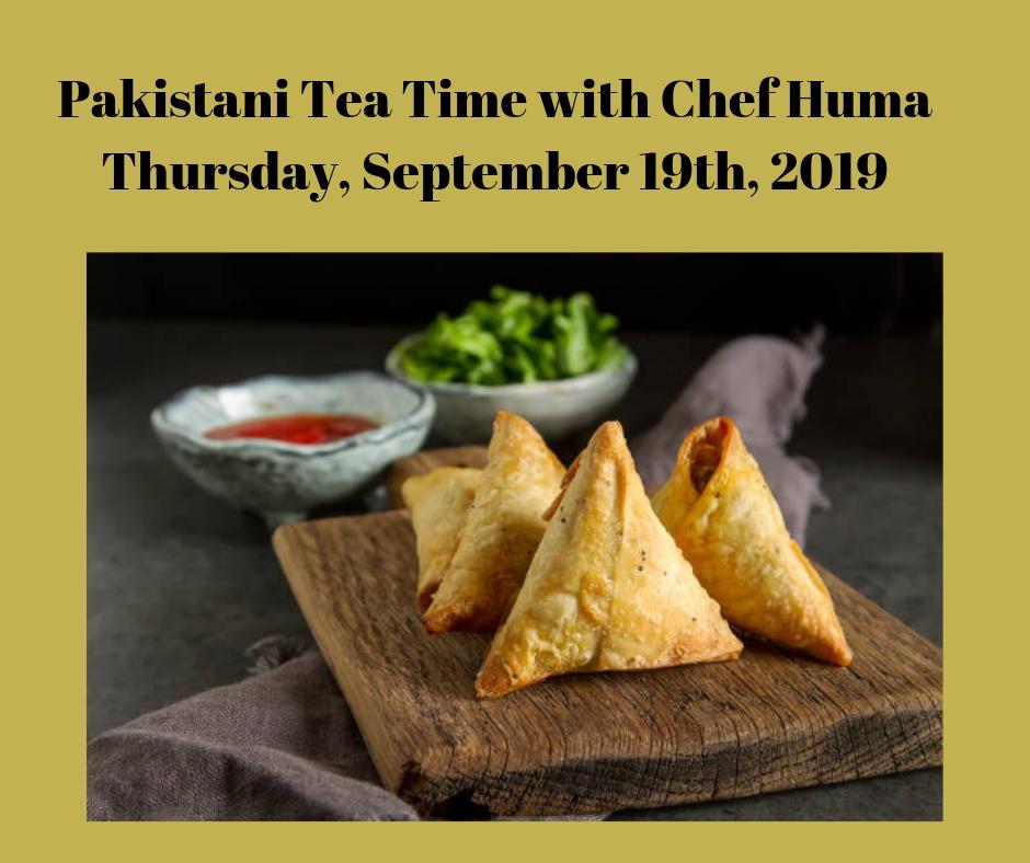 Pakistani Tea Time