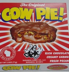 Baraboo Candy Cow Pie