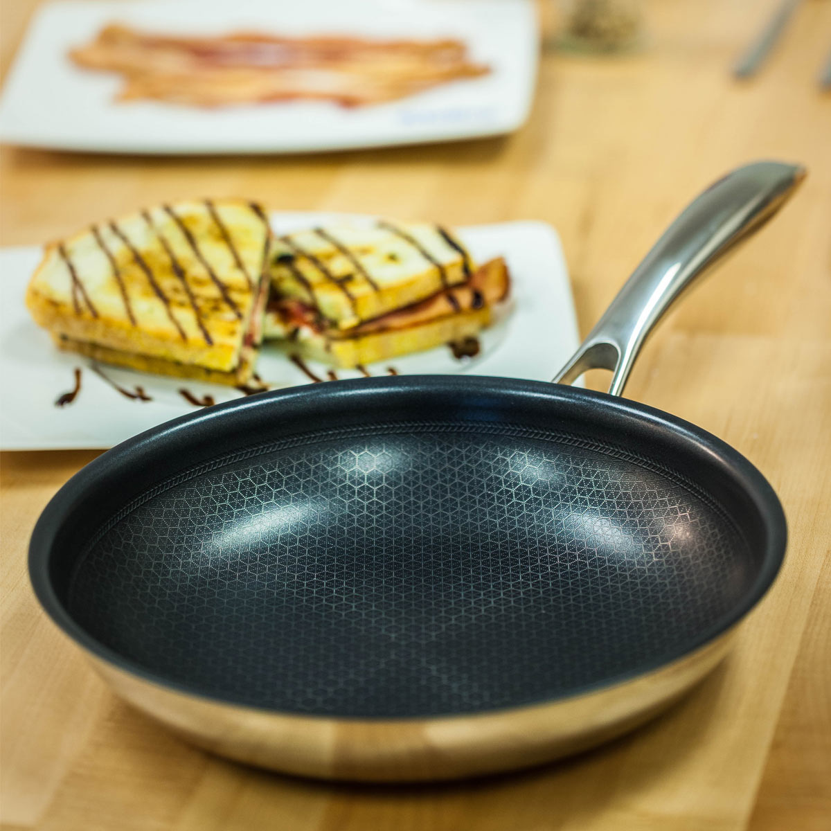 Frieling USA Black Cube Fry Pan 9.5""