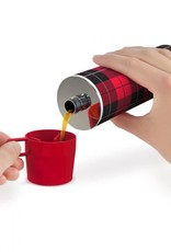 Fred PicNip Steel Flask