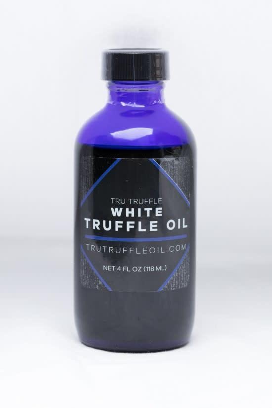 Tru Truffle White Truffle Oil 4oz
