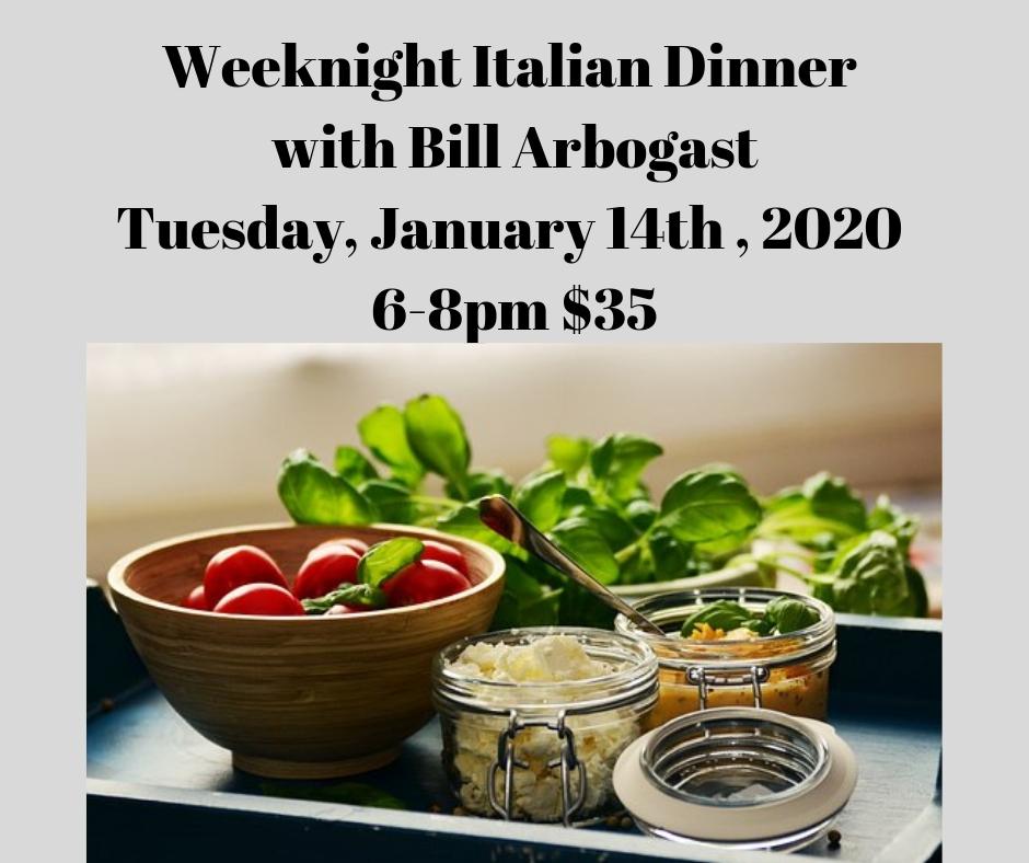 Weeknight Italian