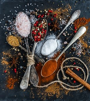 Spice Blends of the World – Part 1 Jill McLeod 1/30/20