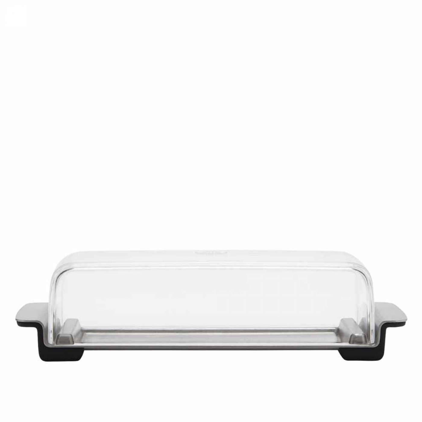 Oxo Stainless Steel Butter Dish (Shoptiques)