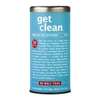 Republic of Tea  Get Clean