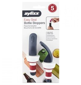 Zyliss Easy Seal Bottle Stoppers 2pack