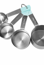 Zyliss Measuring Cups SS