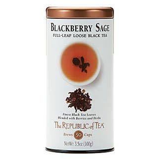 Republic of Tea Blackberry Sage Leaf