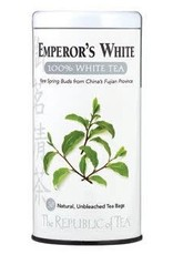 Republic of Tea Emperors White Tea bags