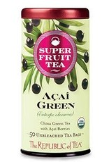 Republic of Tea Acai Green Bags