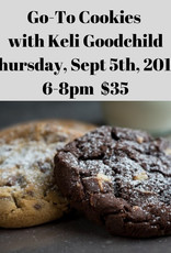 Go To Cookie Recipes Cooking Class