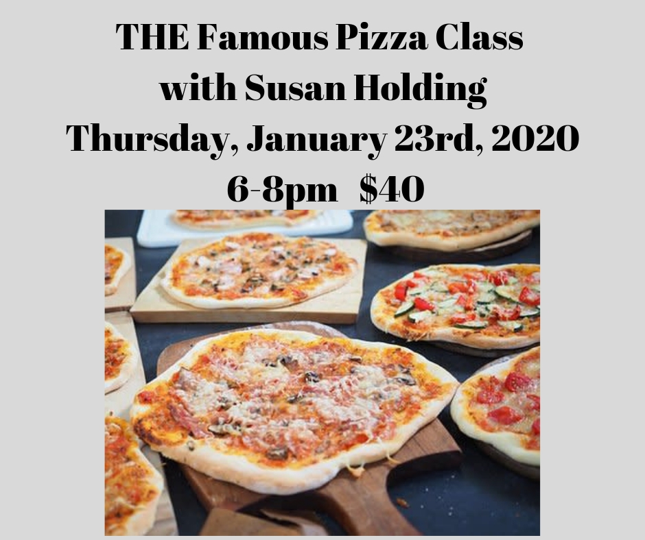 THE Famous Pizza Class