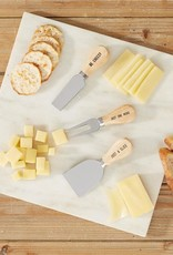 Twos Co Cheese Knives assorted