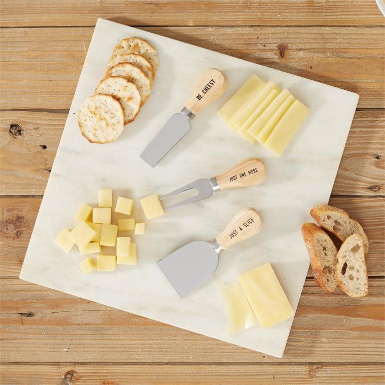 Twos Co Cheese Knives asst