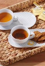 Twos Co Tea Cup/Saucer set