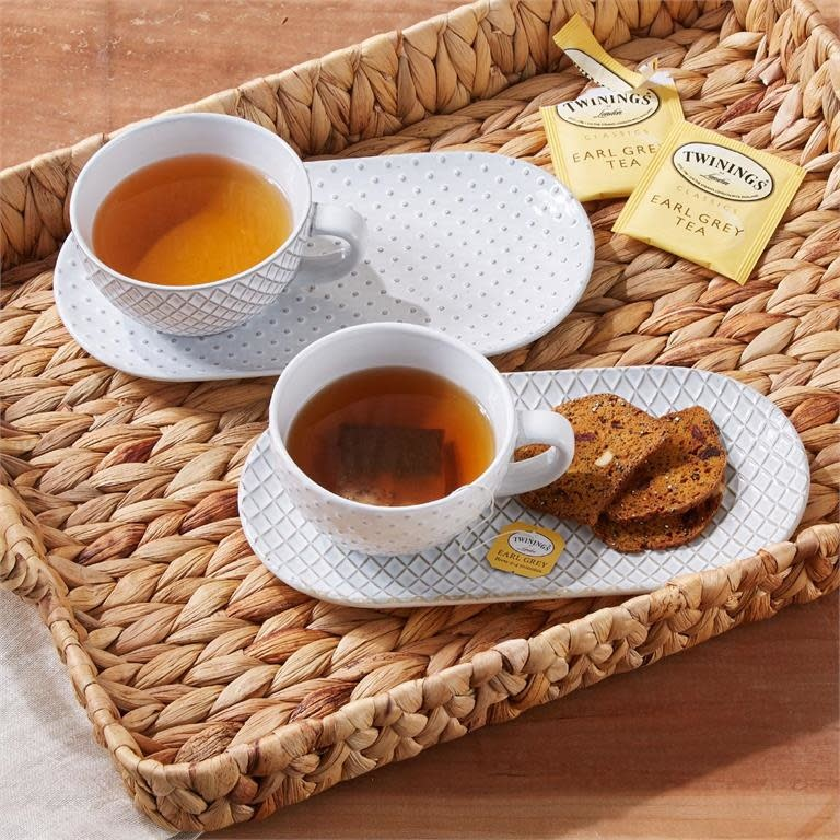 Twos Co Tea Cup/Saucer set