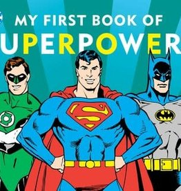 Simon & S My First Book of Superpowers